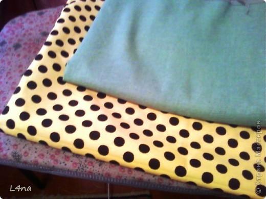 Летний комплект, блузка с юбкой... часть 1. юбка фото 6