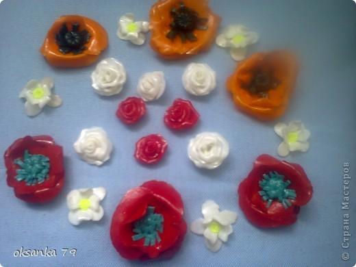 моя проба из полимерной глины фото 8
