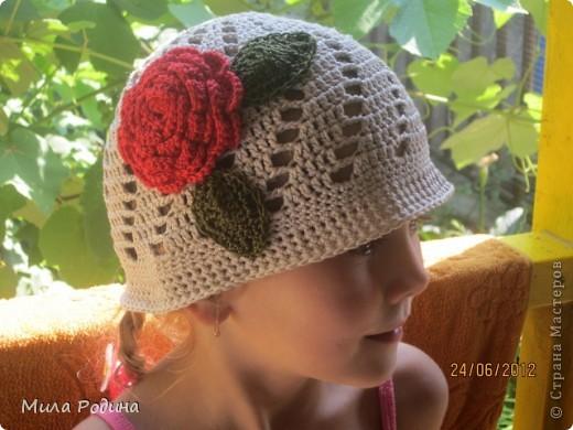 Вязаные шапочки фото 2