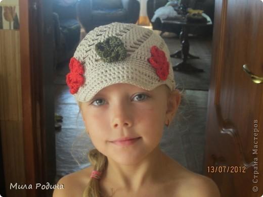 Вязаные шапочки фото 3