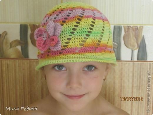 Вязаные шапочки фото 4