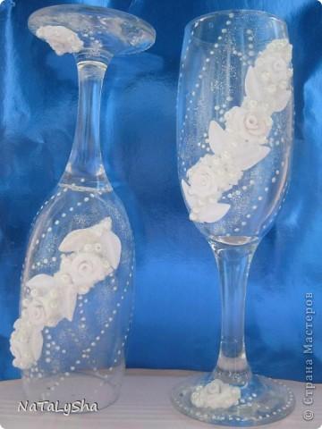 Снежные розы фото 1