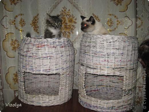 Мои первые плетёнки – февраль 2012г. фото 1