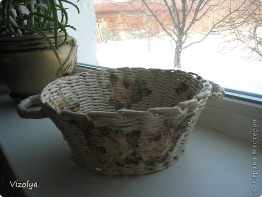 Мои первые плетёнки – февраль 2012г. фото 9