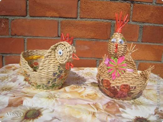 Мои первые плетёнки – февраль 2012г. фото 13