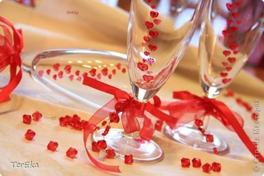 бокалы для гостей фото 3