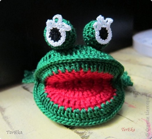 МК Лого лягушка от галка мороз - Мастер-классы 18