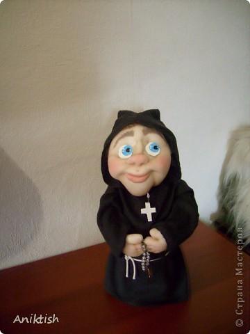 Монашек. Кукла-бар. фото 1