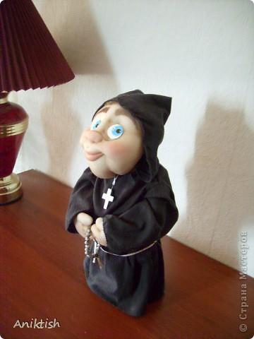 Монашек. Кукла-бар. фото 2