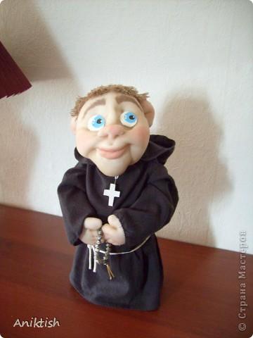 Монашек. Кукла-бар. фото 3