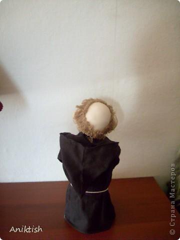 Монашек. Кукла-бар. фото 4