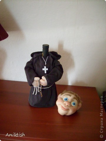 Монашек. Кукла-бар. фото 5