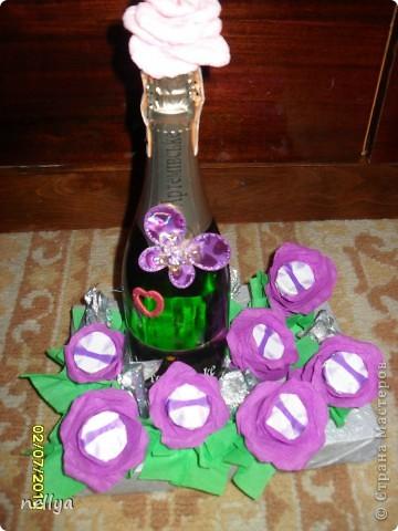 сладкий подарочек для Анютки :-) фото 1