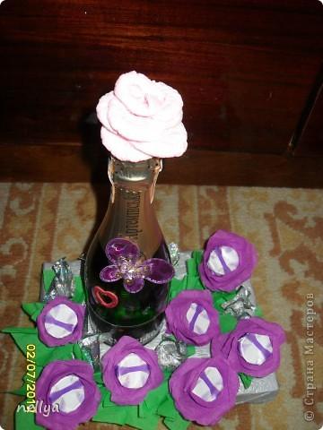 сладкий подарочек для Анютки :-) фото 2