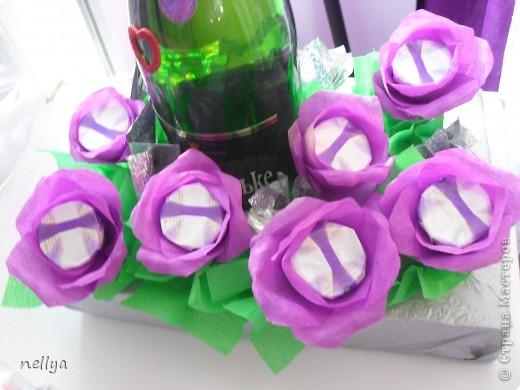 сладкий подарочек для Анютки :-) фото 4