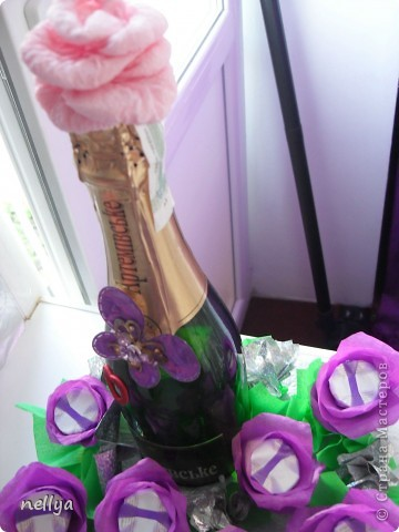 сладкий подарочек для Анютки :-) фото 5