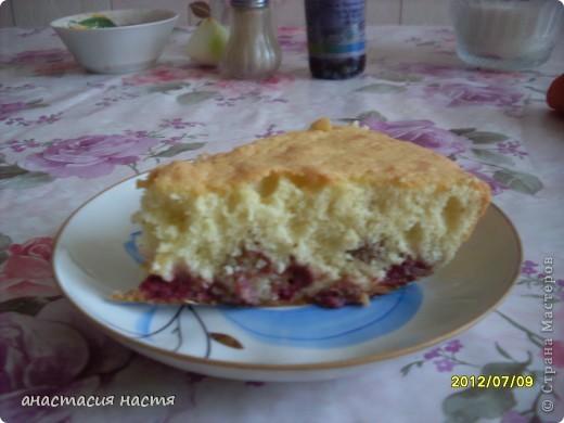 ягодный пирог фото 1