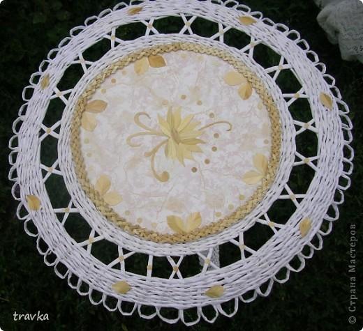Садовый чайный столик. фото 3