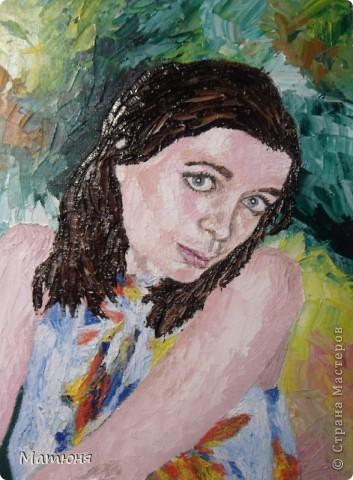 Мои новые портреты фото 6