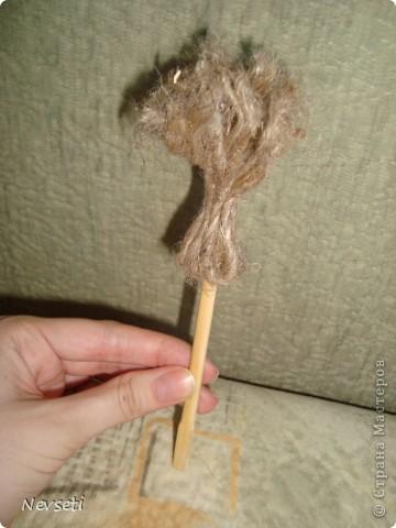 Такую ведьмочку шила в подарок. фото 3