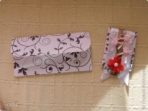 Денежные конвертики фото 1