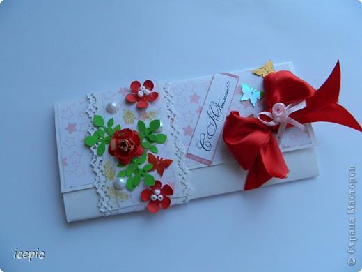 Денежные конвертики фото 3
