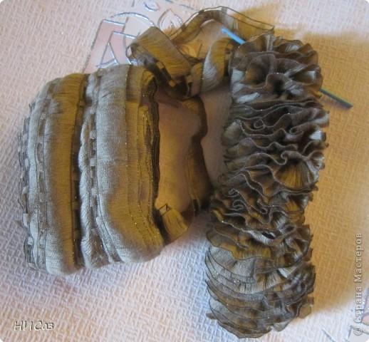 """Сегодня связала шарф из ниток """"Болеро"""". Получился узенький, длиной 1,5 м. фото 5"""