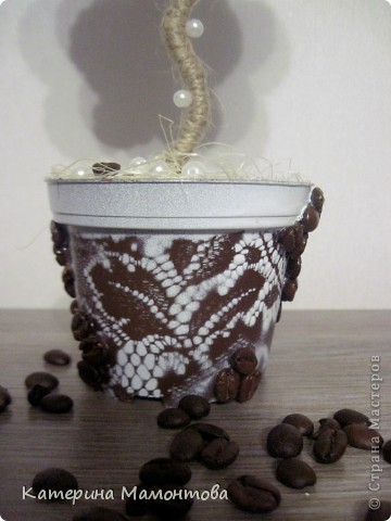 Налюбовавшись работами Виктории Сокур http://stranamasterov.ru/node/326234 , сделала вот такое дерево=))  Даже не знаю, как его назвать) фото 3