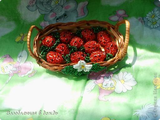А вот и мои самые любимые ягодки- клубнички:  фото 3
