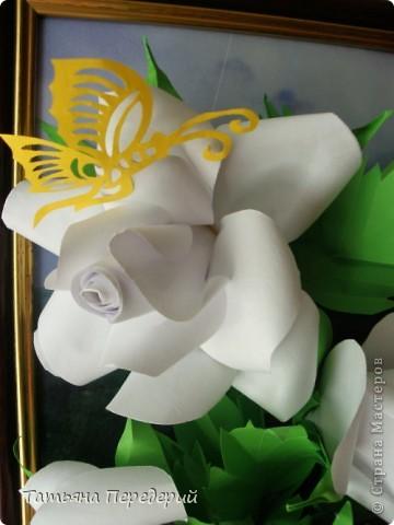 Белые розы - символ чистоты, невинности и искренней любви. Эти цветы говорят о возвышенных, духовных и вечных чувствах. С удовольствием дарю их ВАМ, дорогие жители СМ! фото 2