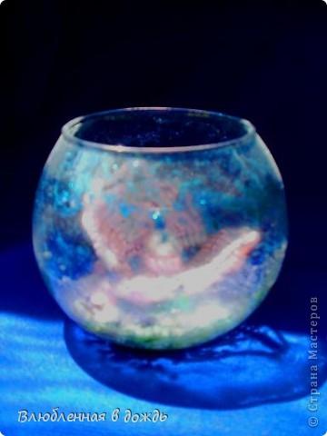"""Сегодня, хотелось бы Вам показать, один таинственный уголок морского дна, который """"живет"""" у меня на полочке: Речь идет конечно же- о ракушке жемчужнице. Тут можно увидеть, ее сбоку: фото 4"""