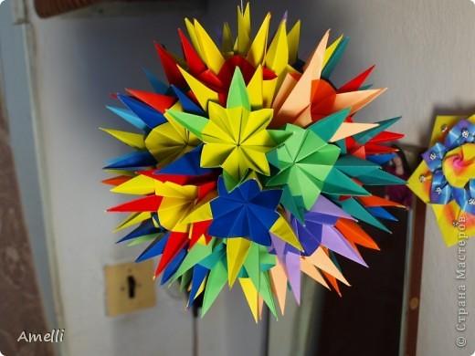 Мои работы. Оригами фото 10