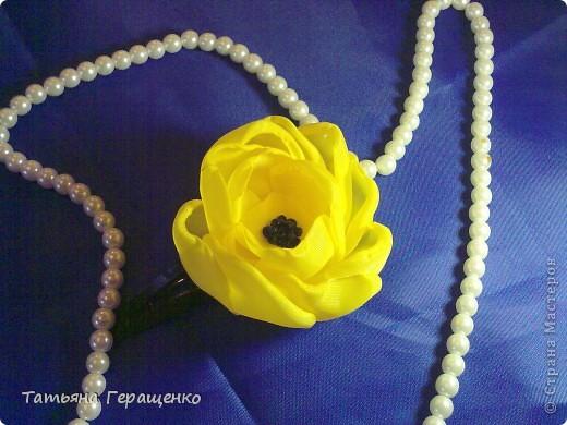 Муж сказал, что этот цветик похож на купальницу... ну пускай будет купальница)) фото 1