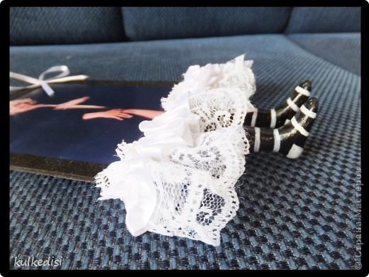 Проба пера. Первая закладка с ножками. фото 3