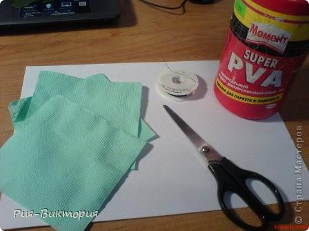 """Решила показать как, я делаю листики для своих """"сладких"""" розочек, Может кому пригодится. фото 2"""