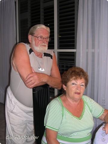 Текстильные куклы или куклы из чулка. Эта пара уже не молодых людей вместе уже 53 года. И что интересно, день рождение у них в один день, и даже день свадьбы в этот же день фото 5