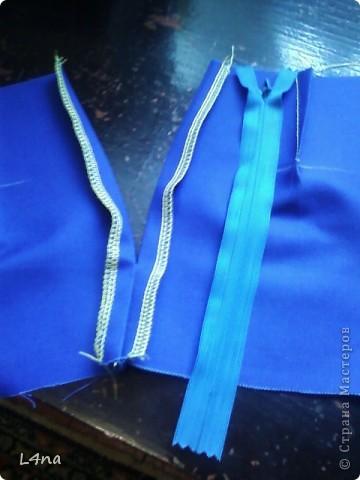 Летний комплект, блузка с юбкой... часть 1. юбка фото 24