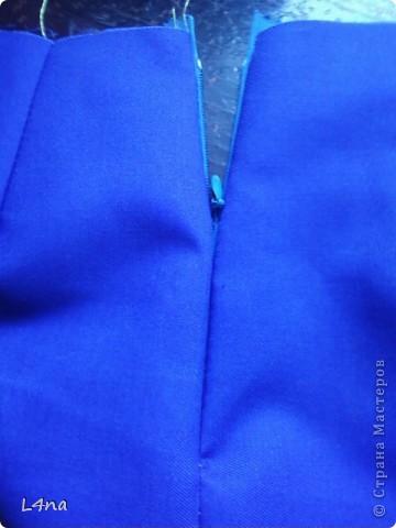 Летний комплект, блузка с юбкой... часть 1. юбка фото 36