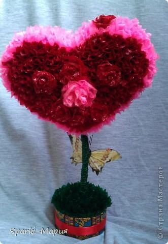Чудо сердешное))) отправится к моей любимой подружайке на новое место жительство))) запоздалый подарок на ДР фото 3