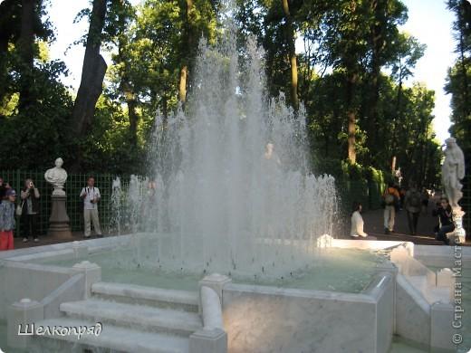 Одно из чудеснейших мест в Санкт-Петербурге - Летний сад, в котором находится Летний дворец Петра Первого. фото 9