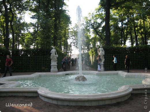 Одно из чудеснейших мест в Санкт-Петербурге - Летний сад, в котором находится Летний дворец Петра Первого. фото 10