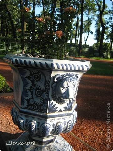 Одно из чудеснейших мест в Санкт-Петербурге - Летний сад, в котором находится Летний дворец Петра Первого. фото 12