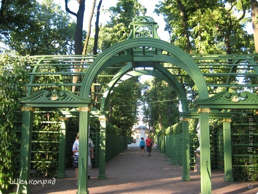 Одно из чудеснейших мест в Санкт-Петербурге - Летний сад, в котором находится Летний дворец Петра Первого. фото 13