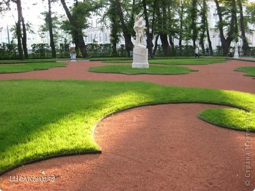 Одно из чудеснейших мест в Санкт-Петербурге - Летний сад, в котором находится Летний дворец Петра Первого. фото 14