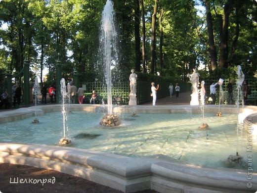 Одно из чудеснейших мест в Санкт-Петербурге - Летний сад, в котором находится Летний дворец Петра Первого. фото 15