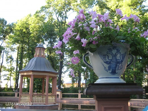 Одно из чудеснейших мест в Санкт-Петербурге - Летний сад, в котором находится Летний дворец Петра Первого. фото 19
