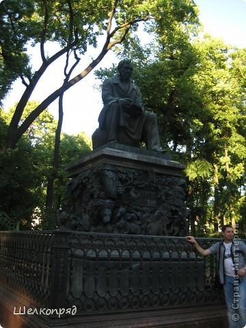 Одно из чудеснейших мест в Санкт-Петербурге - Летний сад, в котором находится Летний дворец Петра Первого. фото 20