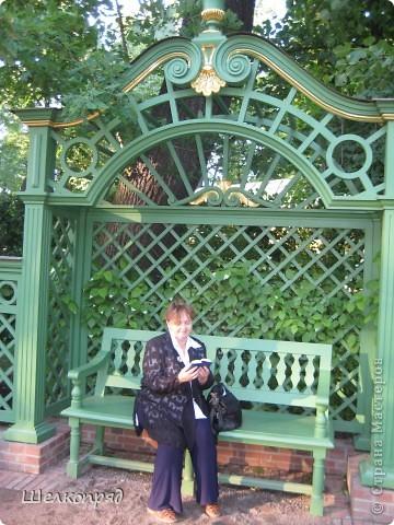 Одно из чудеснейших мест в Санкт-Петербурге - Летний сад, в котором находится Летний дворец Петра Первого. фото 5
