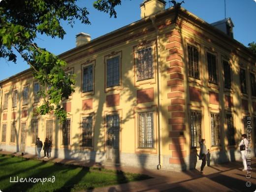 Одно из чудеснейших мест в Санкт-Петербурге - Летний сад, в котором находится Летний дворец Петра Первого. фото 24