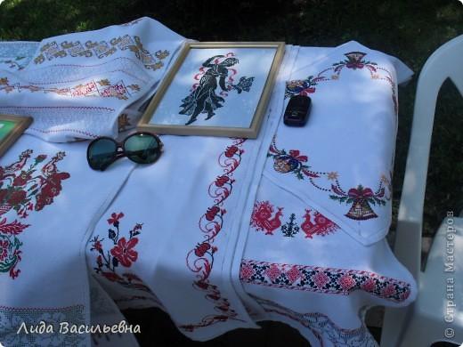 Эмблема выставки в г. Донецке. Она проходила в июне. Я была на этой выставке и хочу поделиться с вами своими впечатлениями. фото 10